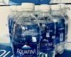 Phân phối nước suối Aquafina 350ml tại Hà Nội
