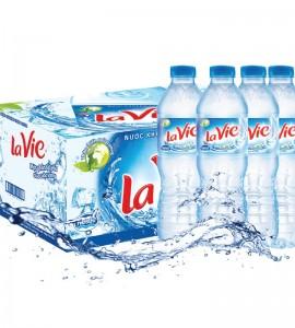 Nước khoáng Lavie 5 lít