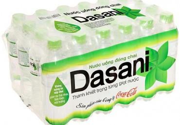 Đại lý nước tinh khiết Dasani