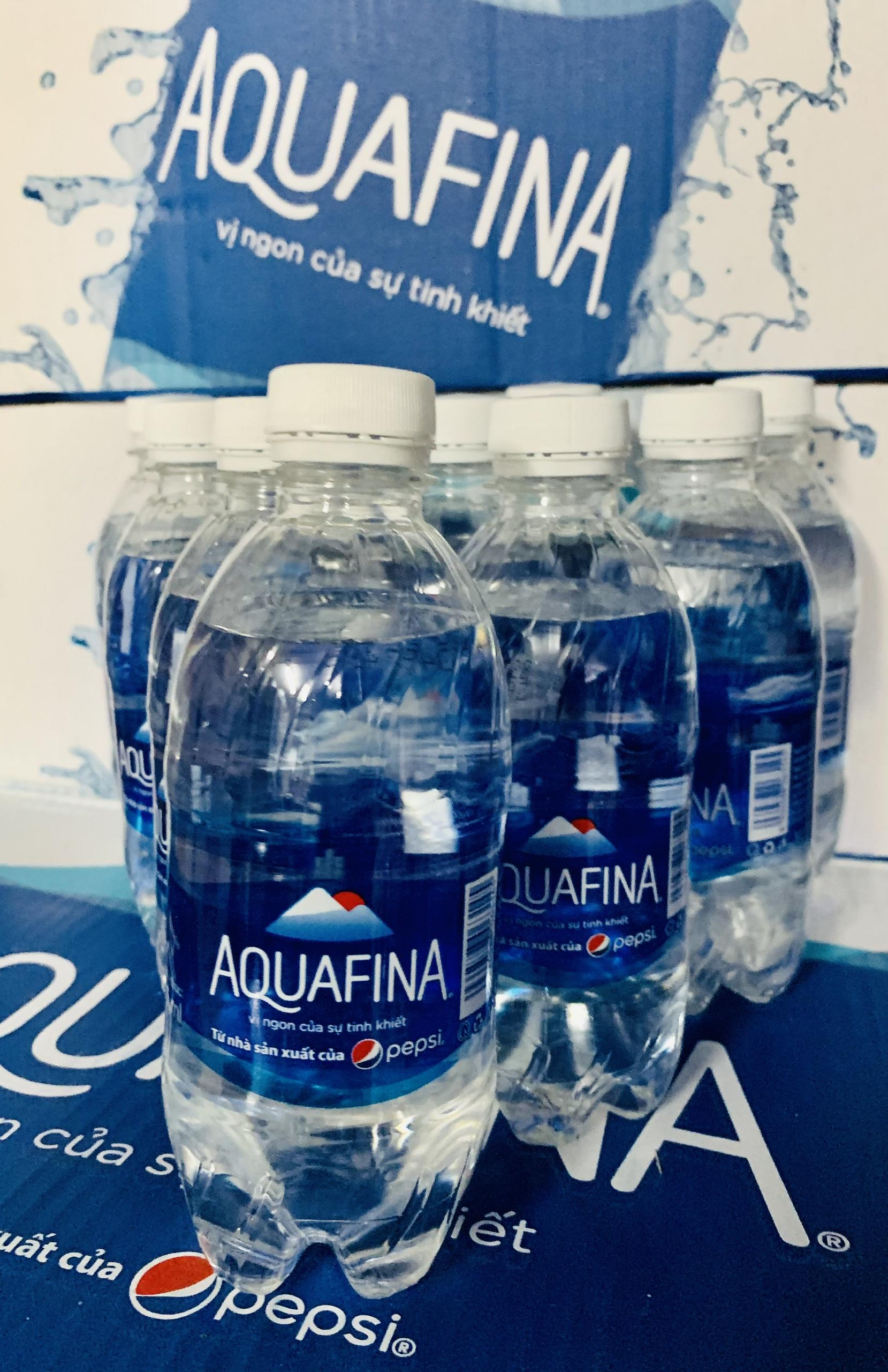 Nước tinh khiết Aquafina Hà Nội