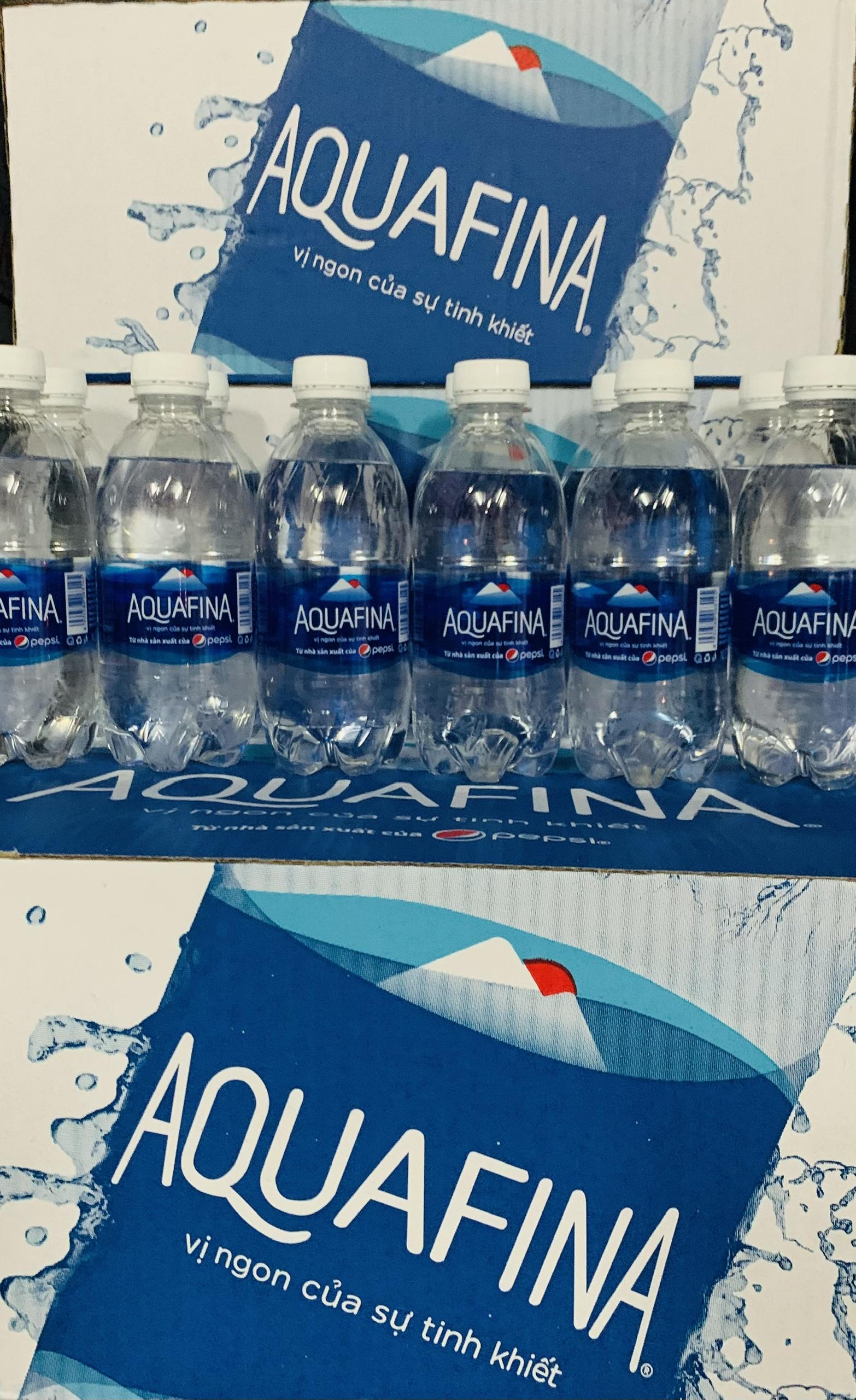 Nước lọc Aquafina Hà Nội